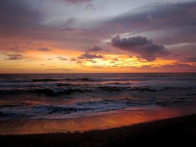 """Punta Carnero, Ecuador"" by mariaflorine is licensed under CC BY 2.0"